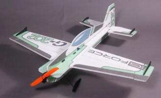 3DF Cap 222 - G 202 model airplane plan