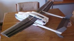 Cessna 337 model airplane plan