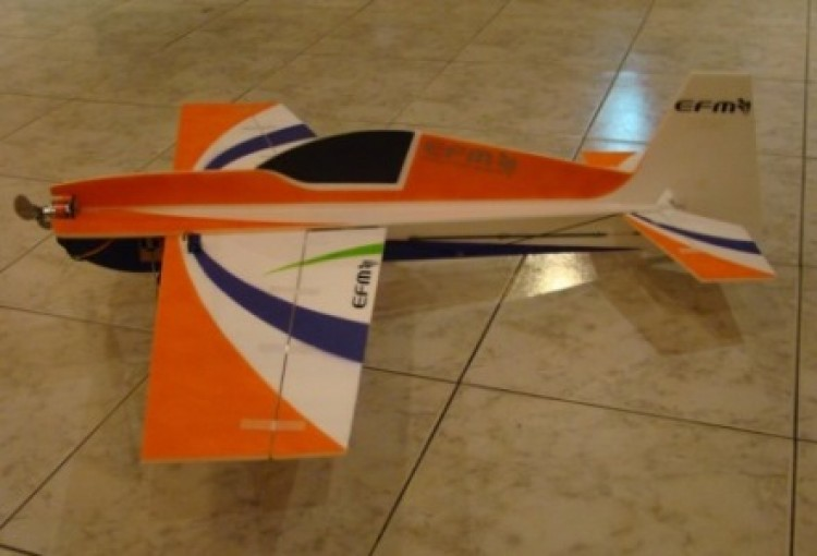 3DF Edge 540-3D model airplane plan