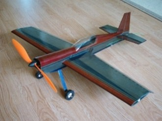 Extra 300s model airplane plan