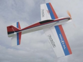 Extra 330-3D model airplane plan
