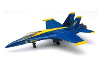 FA-18 Hornet model airplane plan