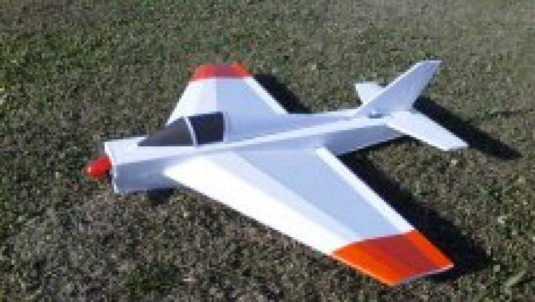 FB Sick 15 model airplane plan