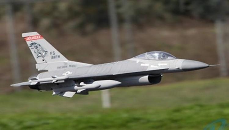 F-16 Falcon model airplane plan