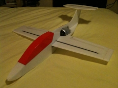 Fan Trainer model airplane plan