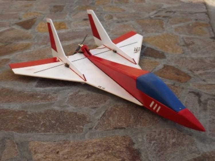Hot Spot model airplane plan