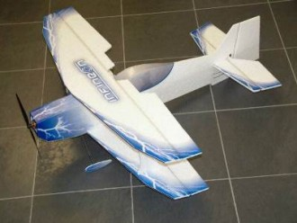 Infineon Mini model airplane plan