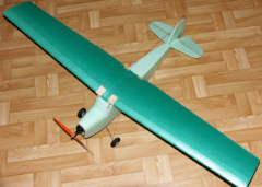 RWD5 model airplane plan