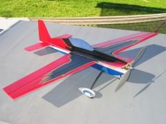 3DF Raven 3D model airplane plan