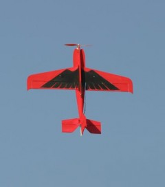 3DF Raven 3D Turbo model airplane plan