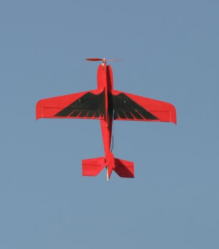 3DF Raven 3D Turbo model airplane plan