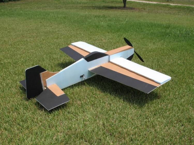 Regal model airplane plan