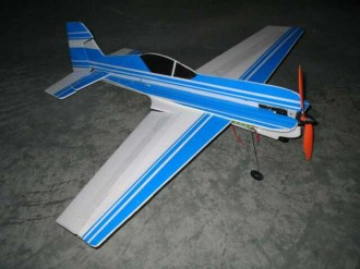 3DF SU-26 MX 3D model airplane plan