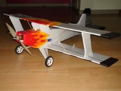 Ultimate NAC model airplane plan