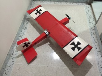 Ugly model airplane plan