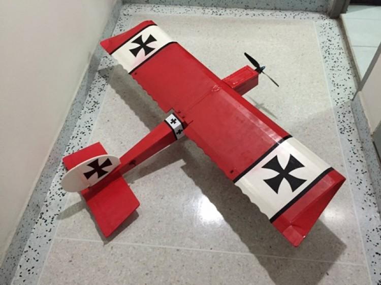 Ugly model airplane plan