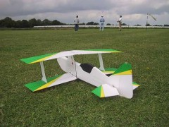 Ultimate 10-300 -25 model airplane plan
