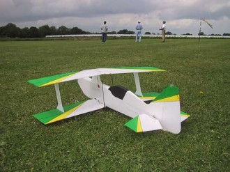Ultimate 10-300 -25 model airplane plan