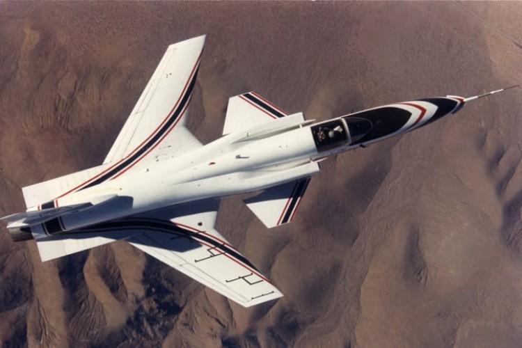 3DF X-29 model airplane plan