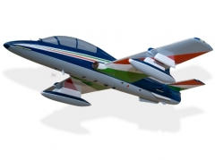 Aermacchi M.B. 339 model airplane plan