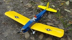 albyfly model airplane plan