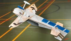 Axxon model airplane plan