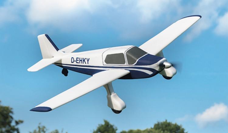 Bölkow Bo-207 model airplane plan
