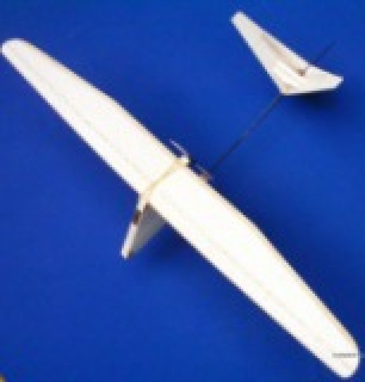 Colibri Motor Glider. model airplane plan