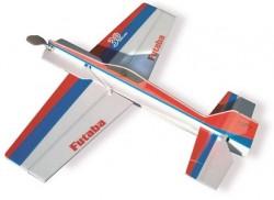 3DB Diablo 3D model airplane plan