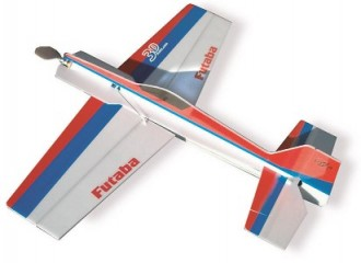 3DB Diablo 3D model airplane plan