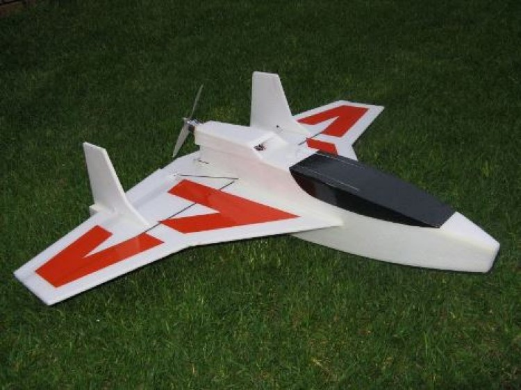 Drongo model airplane plan
