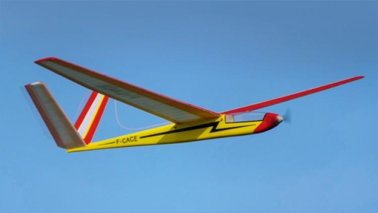 Edelweiss model airplane plan