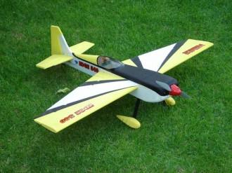 EDGE 540 model airplane plan