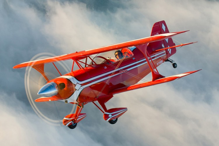 PITTS S2C model airplane plan