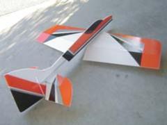 3DB Foame 3D model airplane plan