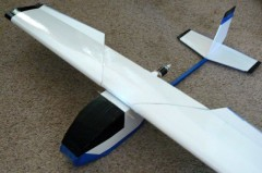 MAKER TRAINER V:3.1 model airplane plan
