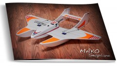 MAKO model airplane plan