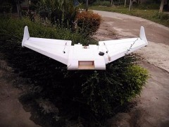FT Spear model airplane plan