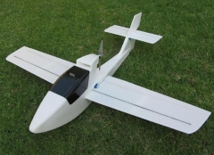 Mermaid model airplane plan