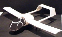 Optica model airplane plan