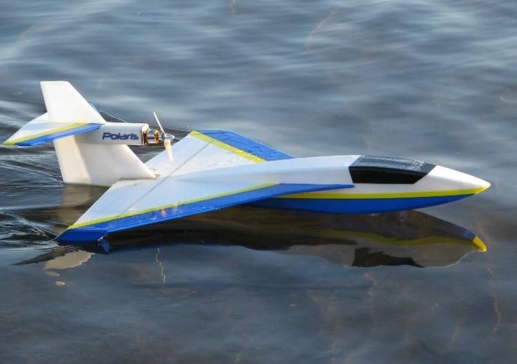Polaris model airplane plan