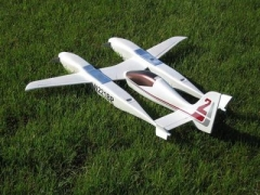 Pond Racer model airplane plan