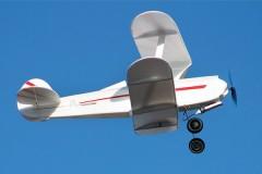 Prair-E-Duster Biplane model airplane plan