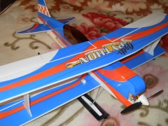 Pitts Python model airplane plan