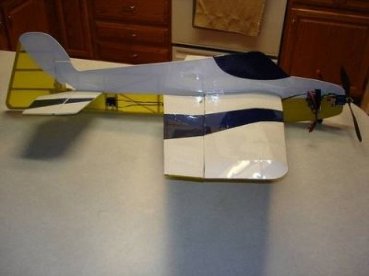 Rebellion model airplane plan