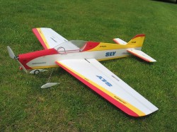 SLY model airplane plan