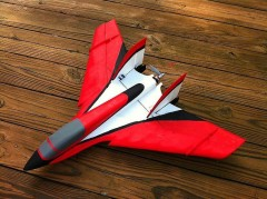 Snice Mitar V1 model airplane plan