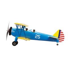 Boeing PT-17 Stearman model airplane plan