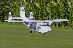 Twins model airplane plan