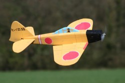 ThunderBob model airplane plan